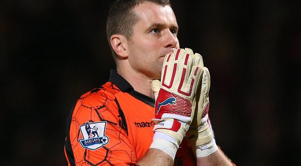 Shay Given has played for several high-level clubs including Aston Villa and Middlesbrough