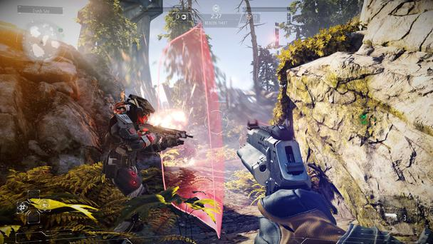 Multiplayer mode in Killzone Shadow Fall