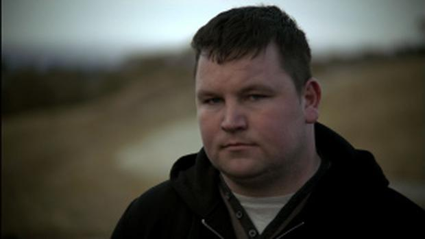 Actor John Connors in Love/Hate