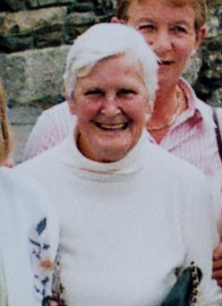 Veronica Vollrath (83) died in Killure Bridge Nursing Home