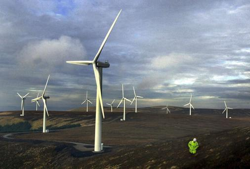 NTR is seeking to build and deploy 175 megawatts of wind in the UK and Ireland over the next two years