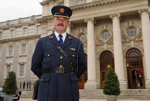 Deputy Commissioner Nacie Rice was the most senior garda to retire in 2013