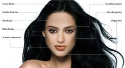 The perfect face according to women