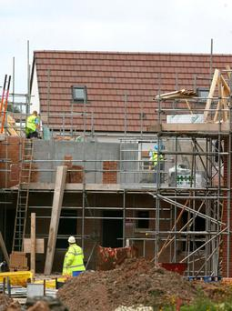 The Government is seeking foreign investment to build badly needed family homes