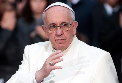 Pope Francis: giving clarity