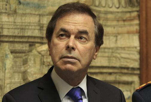 Justice Minister Alan Shatter announced the rise in payment to €35,000.