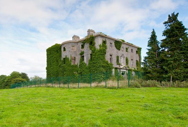 The 18th Century Tudenham Park House on the shores of Lough Ennell made almost €300,000 over the original guide price