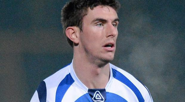 Laois star Colm Begley