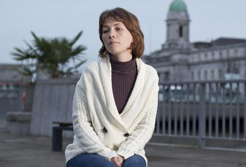 Grainne OConnor pictured in Cork City Centre. Photo: Clare Keogh