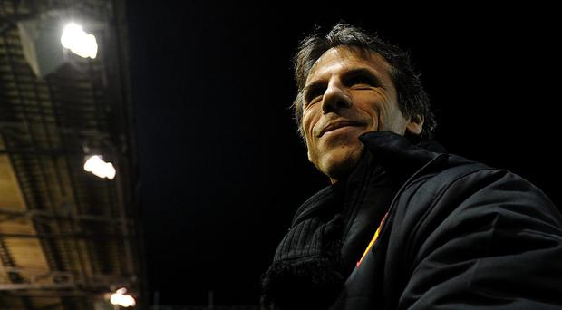 Gianfranco Zola has resigned as manager of Watford with the club in 13th place in the Championship