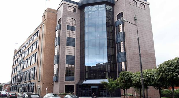 The Treasury Building where NAMA is based