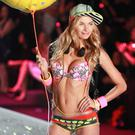 Jessica Hart at the 2012 Victoria's Secret Fashion Show