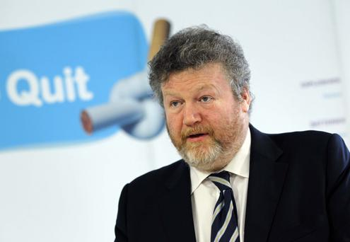 Dr. James Reilly, T.D., Minister for Health