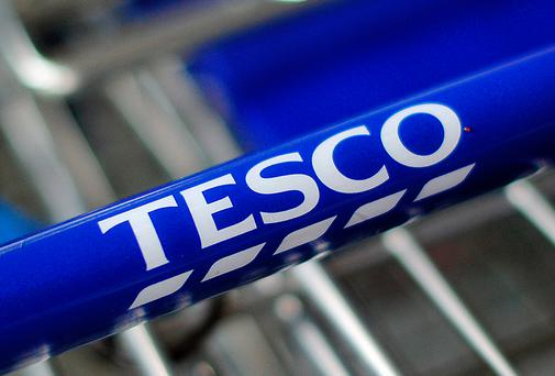 Tesco is Ireland's biggest grocery retailer