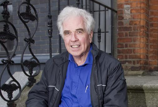 Peter McVerry. Photo: Mark Condren