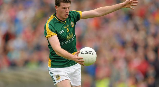 Shane O'Rourke could be a significant presence for Meath next year