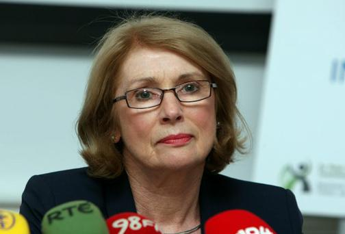 Jan O'Sullivan, Minister for Housing and Planning. Photo: Tom Burke