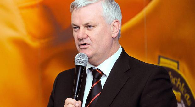 GAA president Aagon Farrell has warned of the dangers of managerial burnout