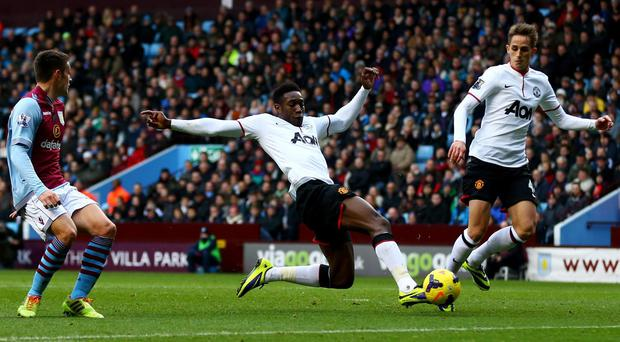 Danny Welbeck is benefiting from a spot of overtime