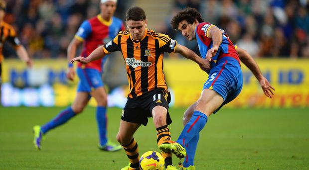 Hull City's Robbie Brady claims to be fighting fit