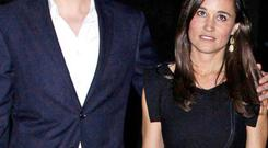 The sister of Kate Middleton has been dating banker Nico Jackson for over a year