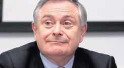 Brendan Howlin, Minister for Public expenditure. Picture: Tom Burke