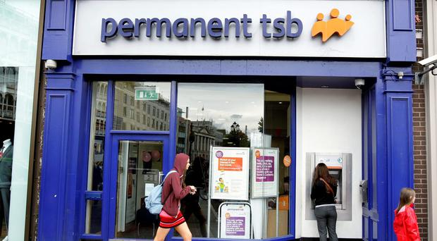 Permanent TSB on St. Stephens Green