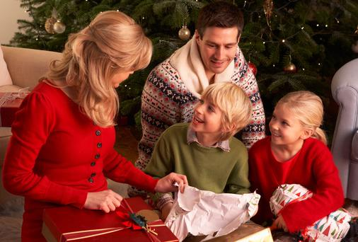 Family get togethers are at the heart of the Christmas tradition