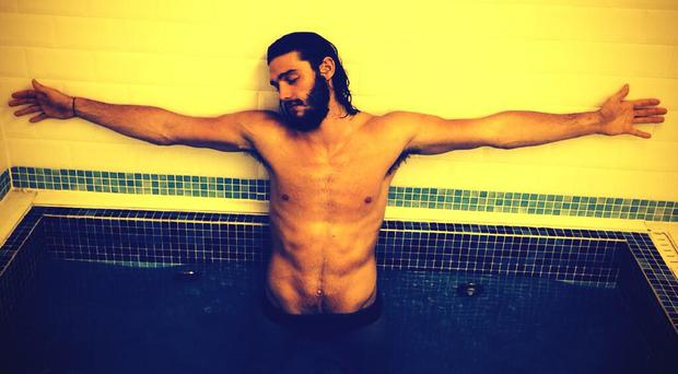 Andy Carroll posted this pic on his twitter account yesterday