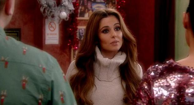 Cheryl has made her Corrie debut