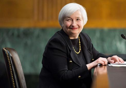 Janet Yellen chairman of the US Federal Reserve