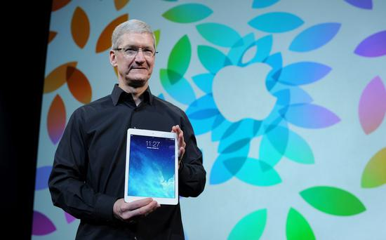 Darragh McManus won't be looking for the latest iPad this year