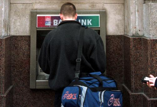 IT glitches affected ATMs