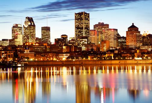 Montreal has attracted its fair share of Irish emigrants in recent years