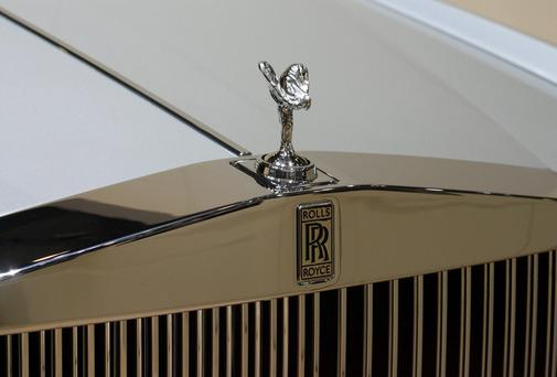 Rolls-Royce is at the centre of a corruption probe