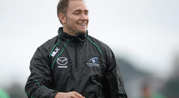 Dan parks says Connacht are feeling confident after defeating Toulouse