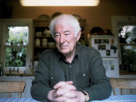 The late Seamus Heaney: nuggets of wisdom