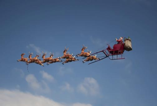 N.O.R.A.D will be tracking Santa again this Christmas eve