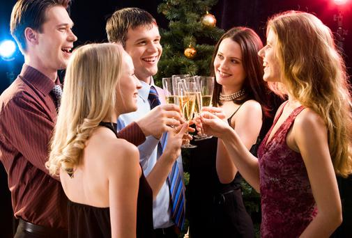 Thieves have been targeting Christmas parties