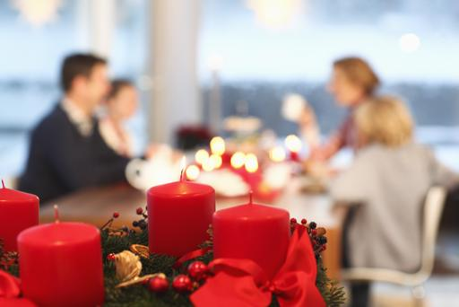 Christmas Day: the one day of the year when you have to stay at home and listen to advice