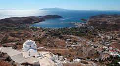 New thoughts: the island of Serifos in Greece. Photo: Thinkstock