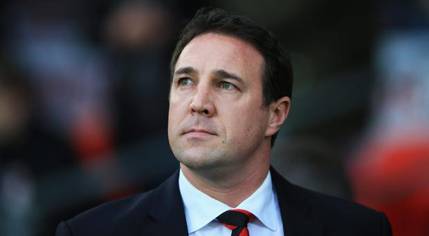 Malky Mackay, manager of Cardiff City