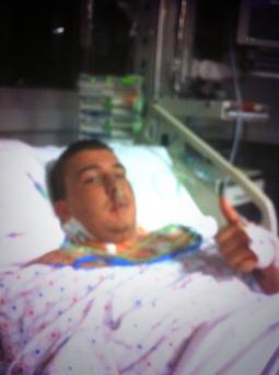 Boxer Sean Turner recovering in hospital after Shankill stabbing