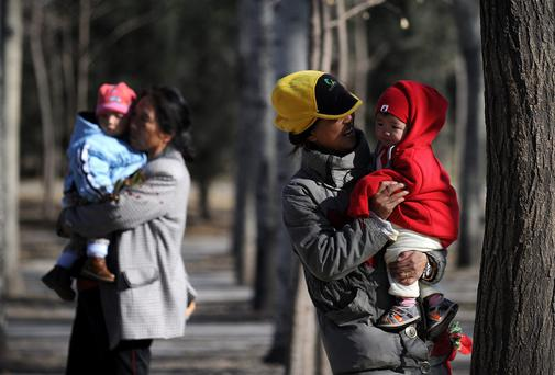 China's birth policy has limited most couples to only one child, but has allowed a second child if neither parent has siblings or if the first born to a rural couple is a girl
