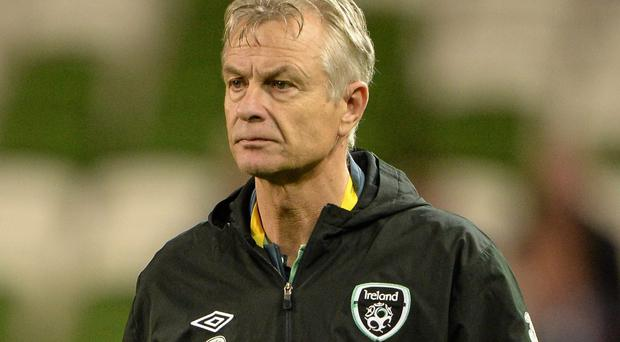 Ruud Dokter will stay with the FAI until the end of 2020