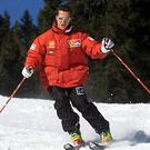 Seven-time Formula One world champion Michael Schumacher