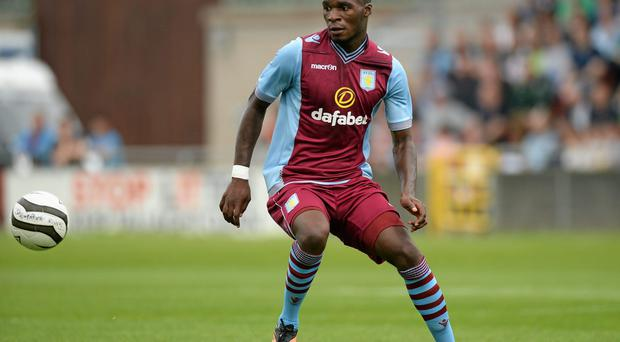 Benteke is expected to return to training today and should be fit for the crucial match