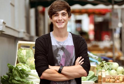 Celebrity chef Donal Skehan