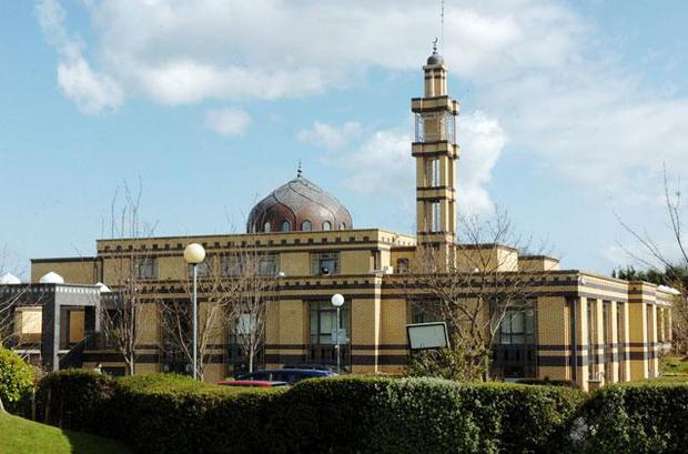 There are several large Islamic centres around Ireland, including this one in Clonskeagh, Dublin