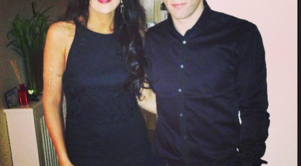 Rachel Cunningham and Irish football star Seamus Coleman are engaged